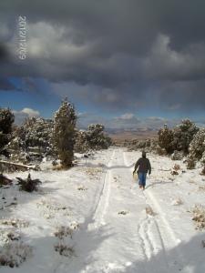 d hikes away