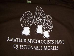 amateur mycologists...