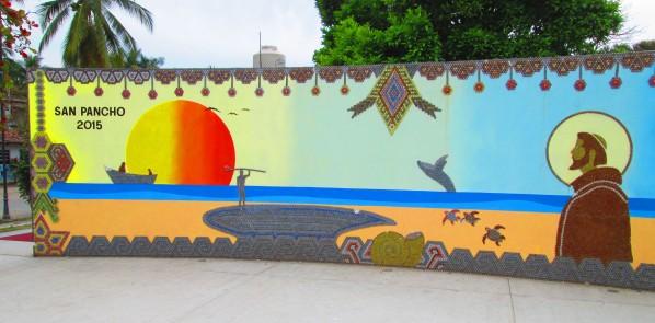 san p mural